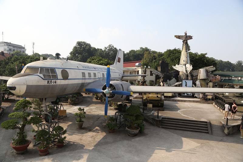 War Museum HaNoi Nov 2013