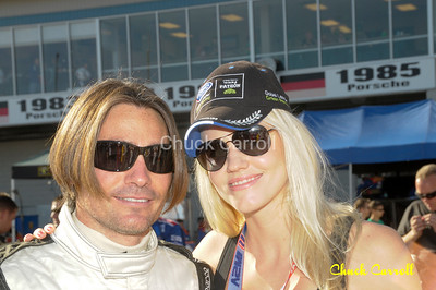 Sebring - Mobil 1 - 12 Hour Race - Saturday --  March 17, 2012
