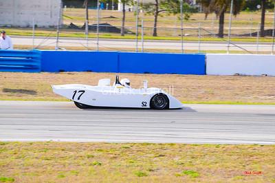 SVRA - Sebring 2009   --  (Sportscar Vintage Racing Association)