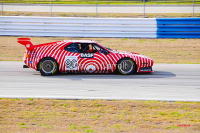 SVRA - Sebring 2009   --  (Sportscar Vintage Racing Association)
