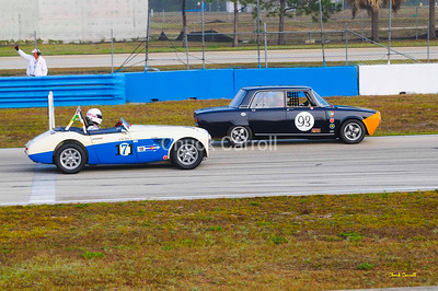 Sports Car Vintage Racing Association -- SVRA   --  SEBRING Mobil 1 12 Hour 2009