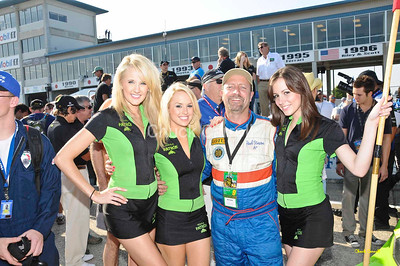 Mobil 1 2009 Sebring 12 Hour Race