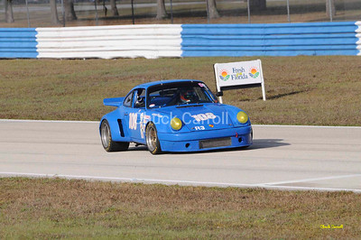 SEBRING Mobil 1 12 Hour 2009  --  Sportscar Vintage Racing Association, SVRA