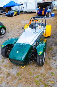 Lotus Super 7, Paul Stinson , Sportscar Vintage Racing Association  - SVRA  --  SEBRING Mobil 1 12 Hour 2009 Lotus Super 7, Paul Stinson