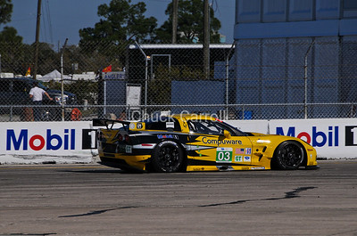 Sebring Thursday 3-17-2011  -  Mobil 1 12 Hour Race