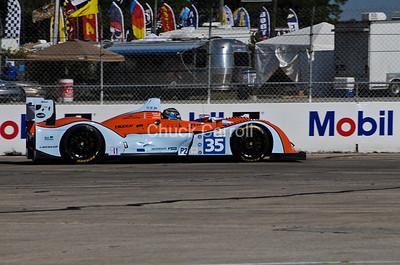 Sebring Thursday 3-17-2011  -  Mobil 1 12 Hour Race