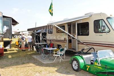 Sebring Wednesday 3-16-2011  - Mobil 1 12 Hour Race  - Paul Stinson, Lotus Super 7