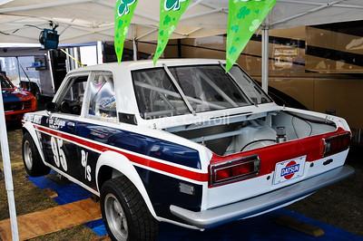 Sebring Wednesday 3-16-2011  - Mobil 1 12 Hour Race  - Bob Leitzinger