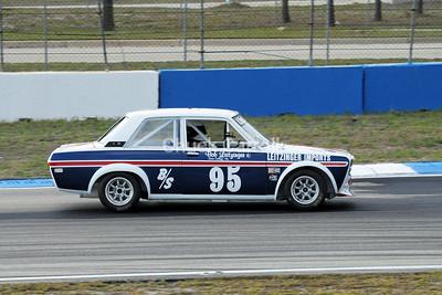 Mobil 1 12 hours of Sebring 2010, # 95 Bob Leitzinger