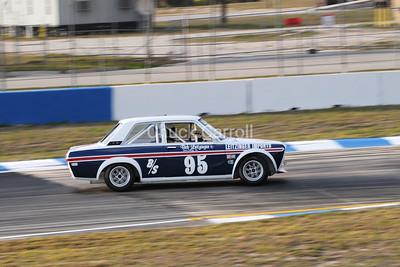 Mobil 1 12 hours of Sebring 2010,# 95 Bob Leitzinger