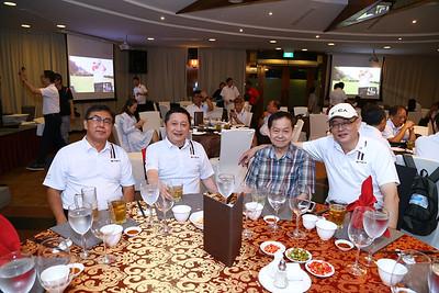 SECA 40th Anniversary Networking Golf & AFEEC & FAPECA Farewell Dinner