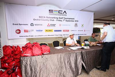 SECA Networking Golf Tournament 2018