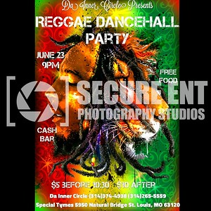 DA INNER CIRCLE DANCE HALL EVENT 6-23-18