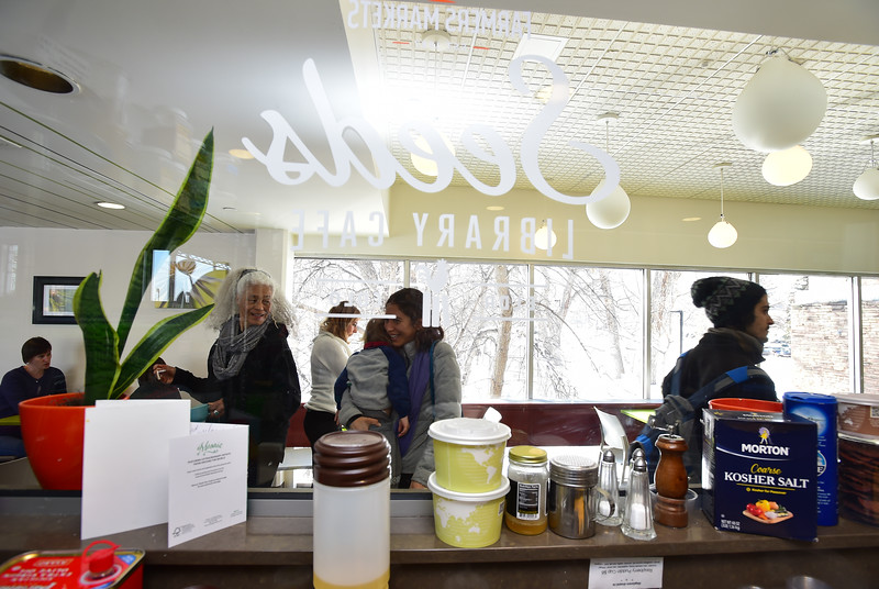 Seeds Library Cafe