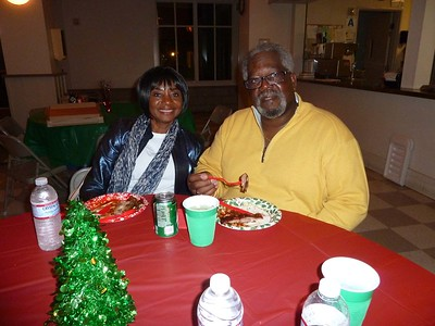 SEFSD Holiday DInner - 2014