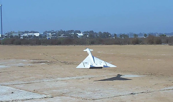 XB-70 T-O