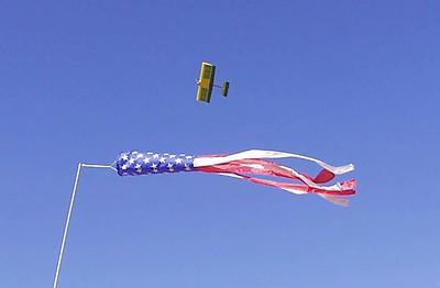 Patriotic Flyby