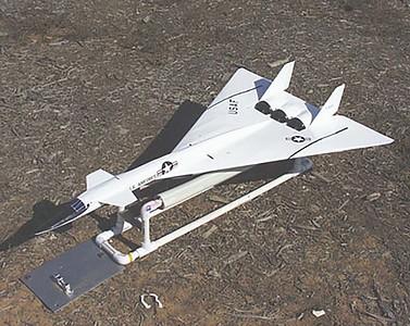 XB-70 Launchpad