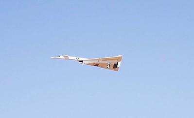 XB-70 Flyby