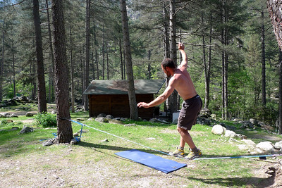 Camping de la Restonica, un must paisible...