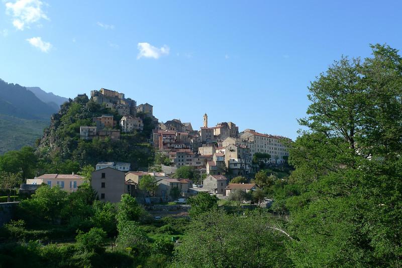 Le Village de Corte