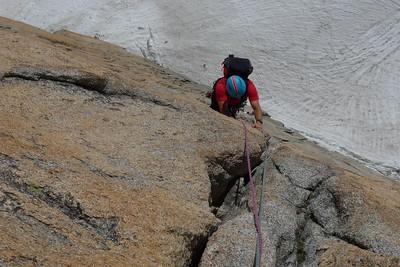 Le rocher Chamoniard... Un must du genre !