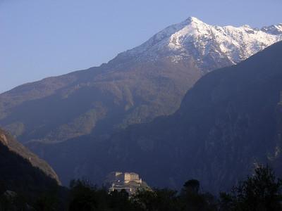 Repérez sur le carte Arnad Bad... Ambiance du Val d'Aoste...