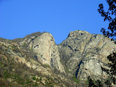 Le pilier Lomasti, secteur à 1h de marche - 300m