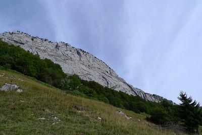 La Falaise du Sappey