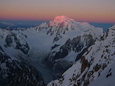 La preuve sur le Mt Blanc... C'est imminent !