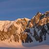 Le Mt Maudit & son arête KüŸfner...