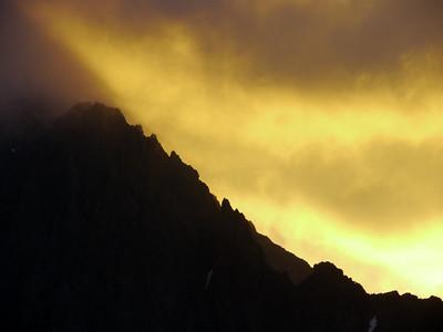 La Montagne prend feu pour notre plus grand plaisir...