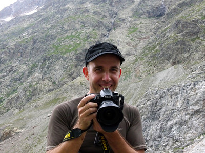 Tristan, allias Honk, photographe et alpiniste amateur de belles choses...