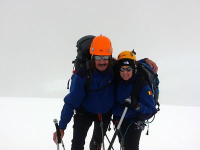 Egide & Marleen, amoureux de la Haute Montagne et plus...