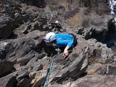 J1: Arête de la Cascade du Saut de la Pucelle & Crête de Chaillol