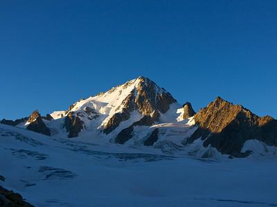 Le Chardonnet, 3824m