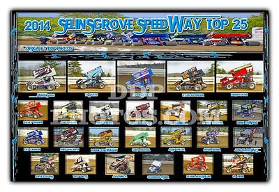 SELINSGROVE Speedway 9-19-14