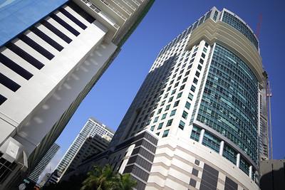 Highrise Miami architecture