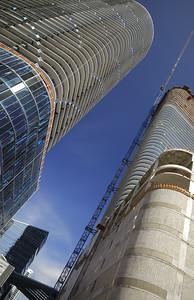 Brickell buildings under construction