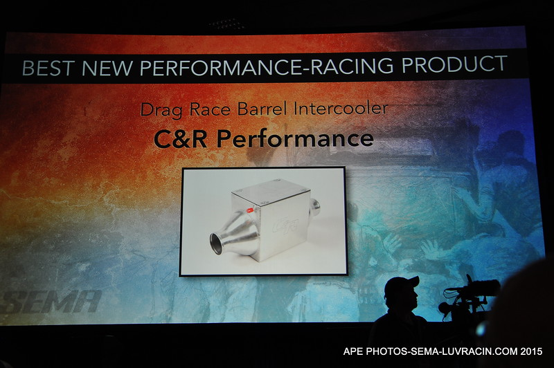 C&R PERFORMANCE, BARREL INTERCOOLER!