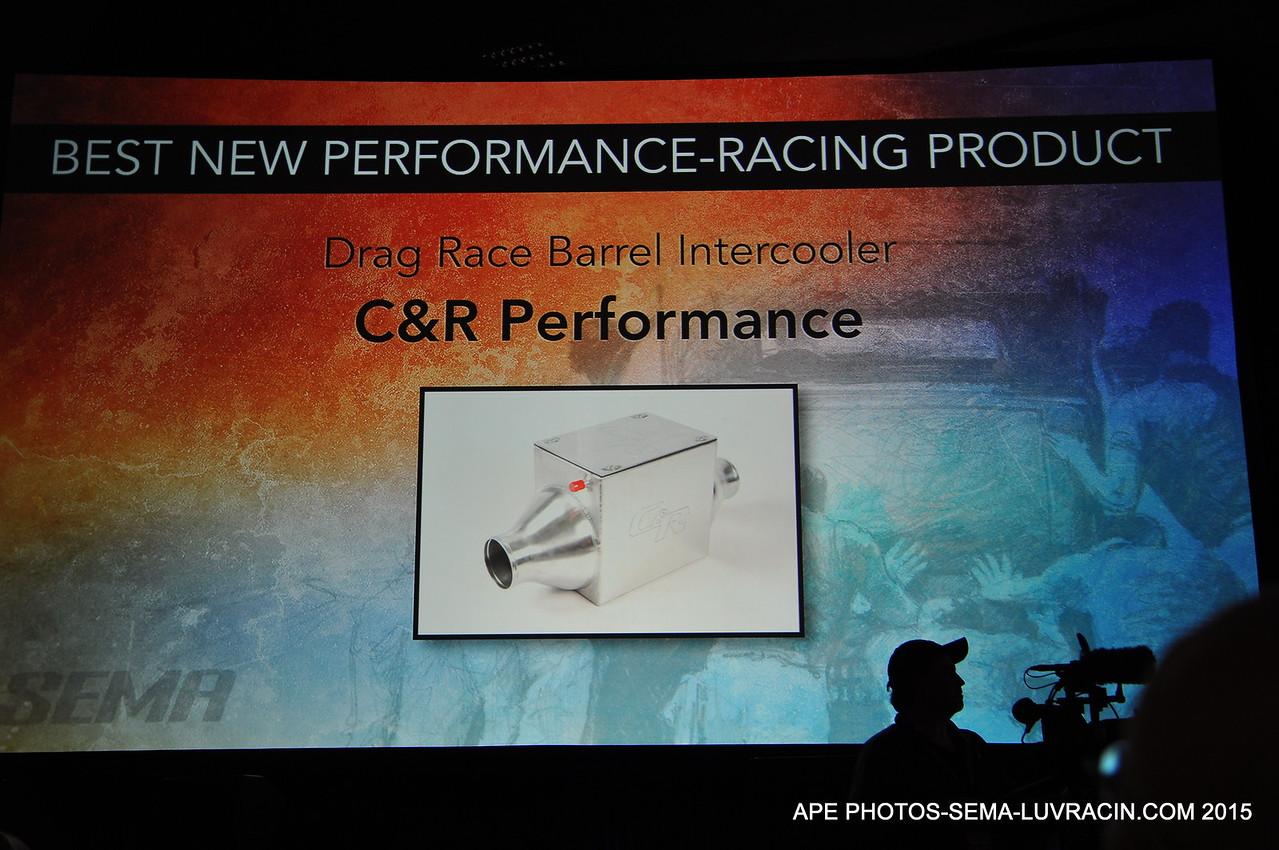 C&R PERFORMANCE, BARREL INTERCOOLER!
