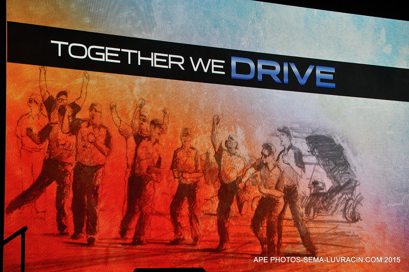 TOGETHER WE DRIVE