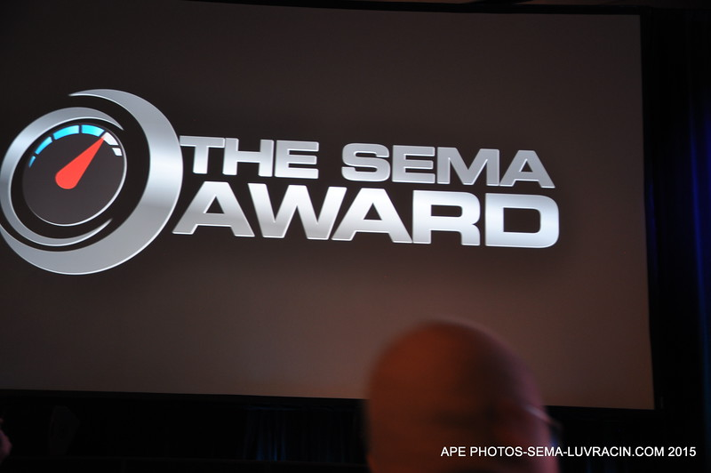 THE SEMA AWARD GO TO