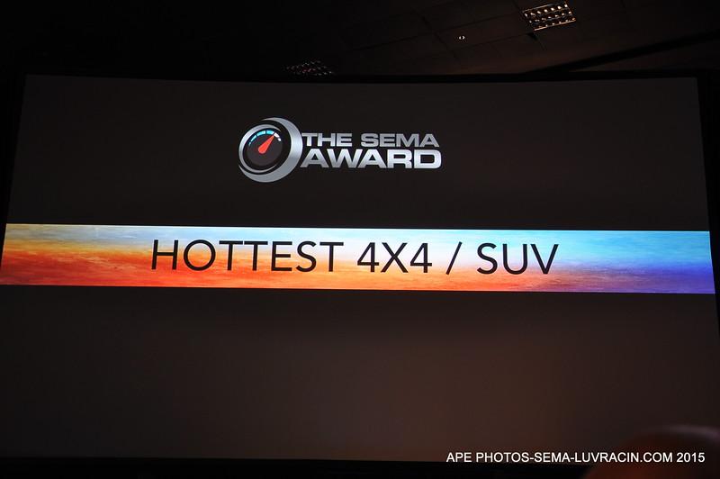 HOTTEST 4X4 / SUV