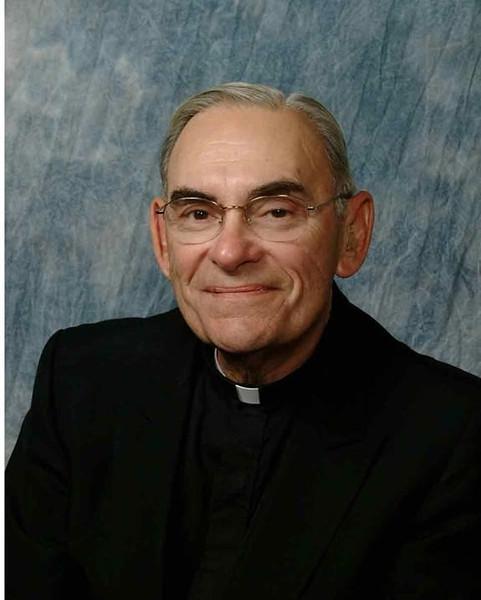 Chrles Miller, Teacher at St John's Seminary
