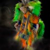 Seminole Smoke Dancer