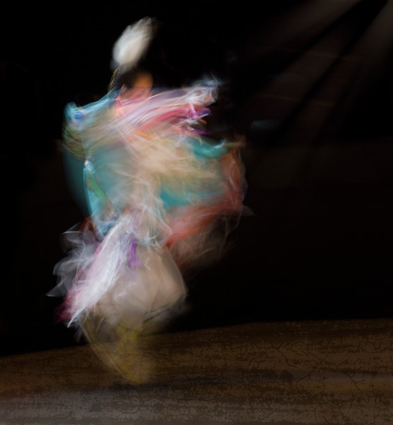 Seminole Rainbow Dancer
