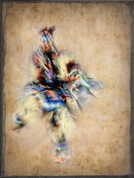 Seminole Man Dancer