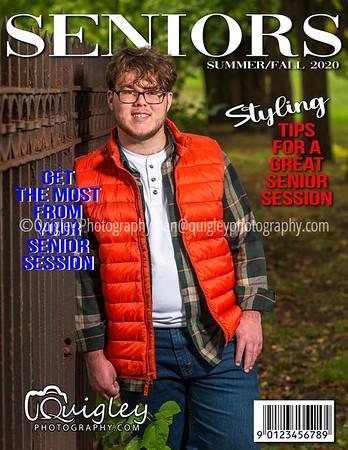 Liam Cringle MAG COVER 2021