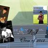 DJ collage 10x20 collage